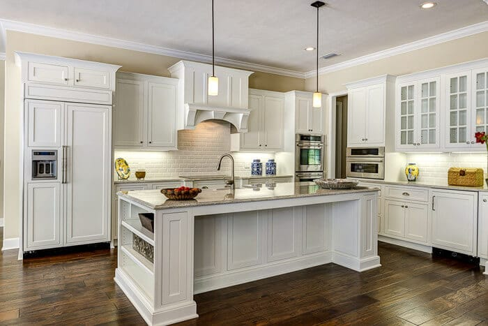 an example of shiloh cabinetry